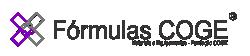 Logomarca Fórmulas COGE FCM