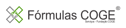 Logomarca Fórmulas COGE FCS