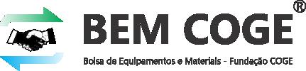 Logomarca BEM COGE